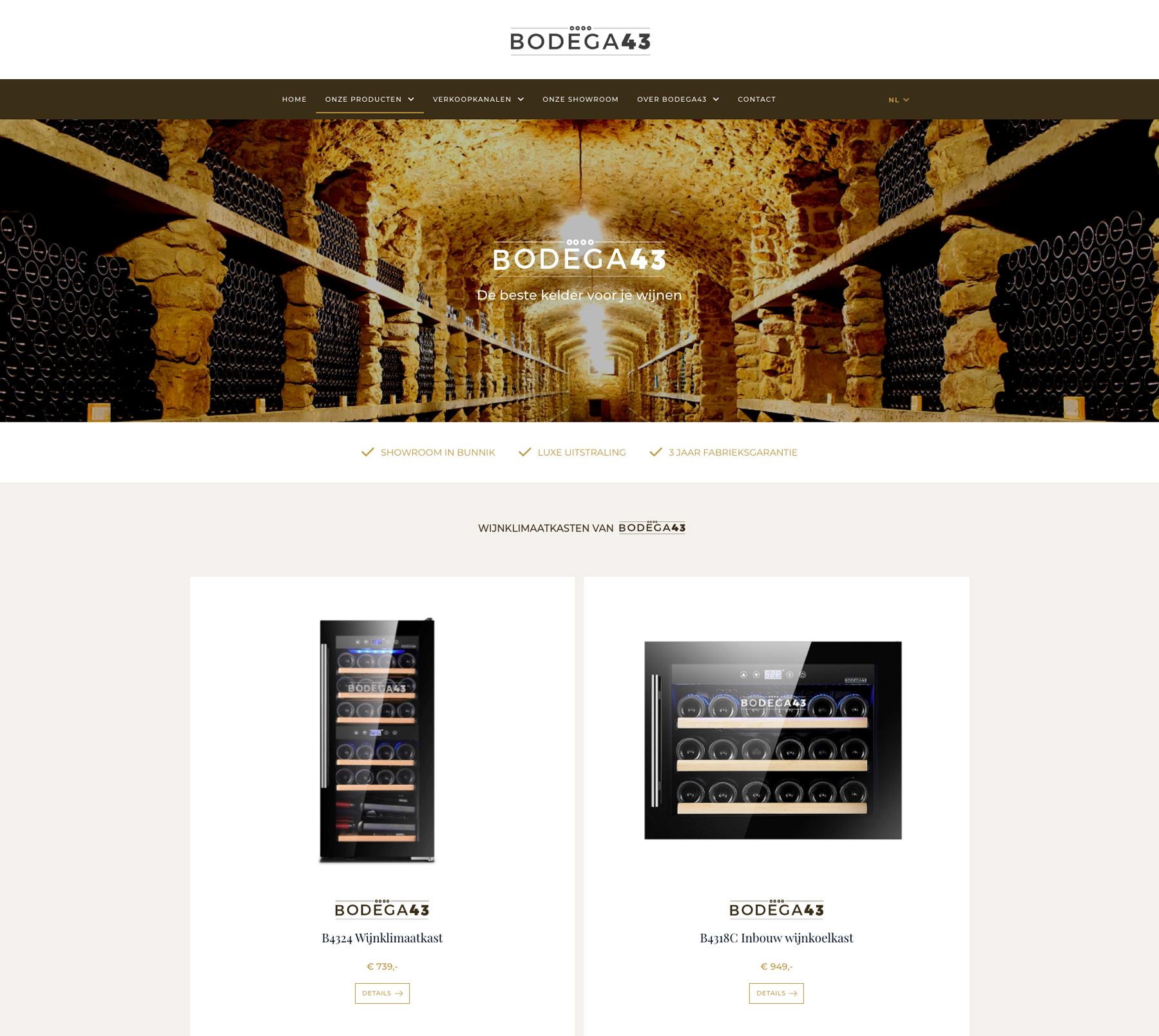 Bodega43.com